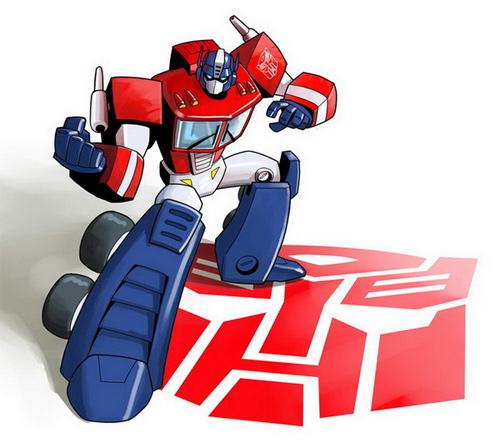 Baú Da Web: 16 Imagens Dos Transformers