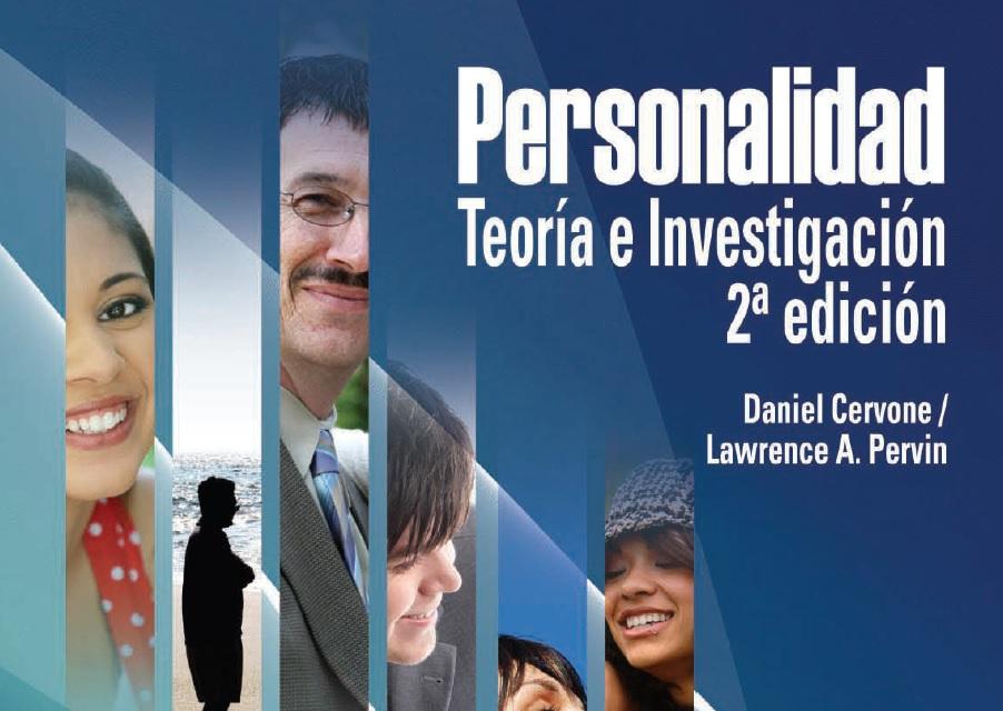 Personalidad Teoría e investigación. PDF