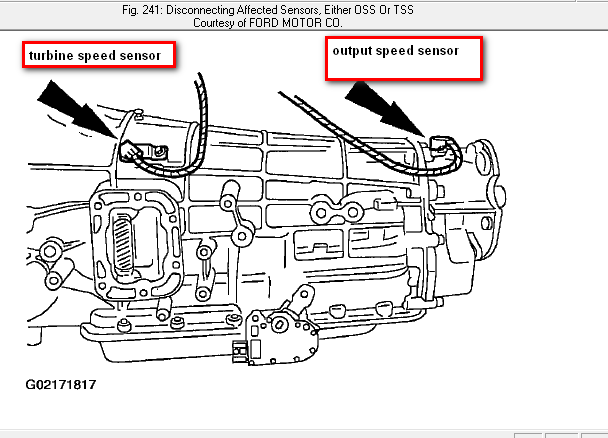 6 0 powerstroke map sensor location