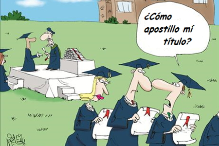 legalizar apostillar documentos uruguayos