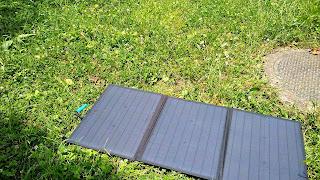 ソーラーパネル 設置写真