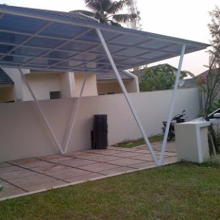 atap kanopi