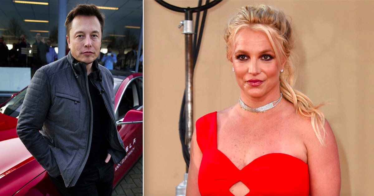 Elon Musk Tweets 'Free Britney' In Support Of The Pop Star