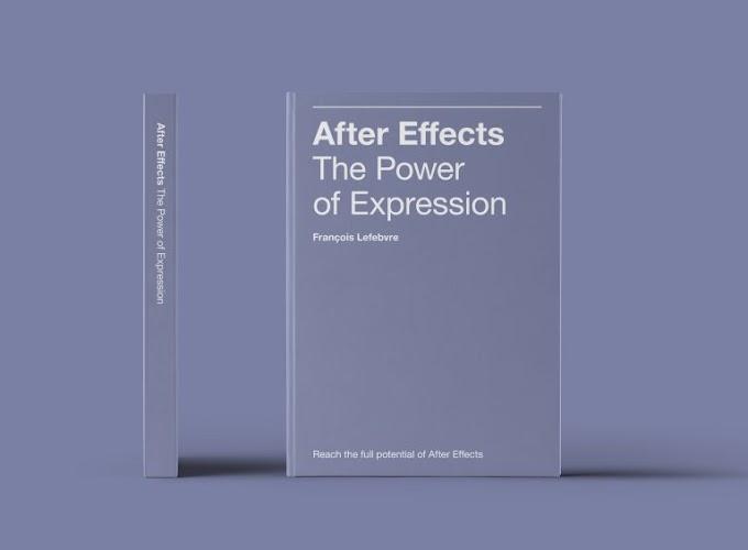 تحميل أفضل كتاب لتعلم أفترإفكت After Effects The Power of Expression مجانا