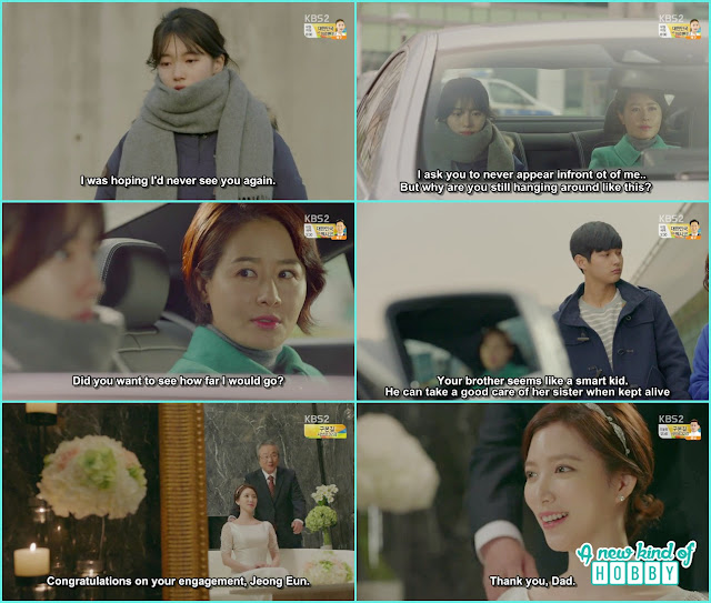 prosecutor wife threaten no eul - Uncontrollably Fond - Episode 11 Review - Kdrama 2016