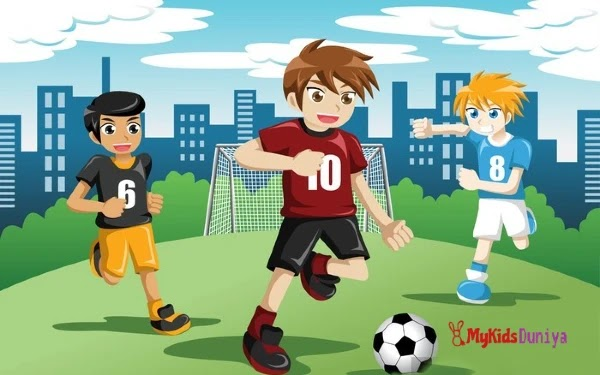 My Favourite Sport Essay in English | Essays for Kids