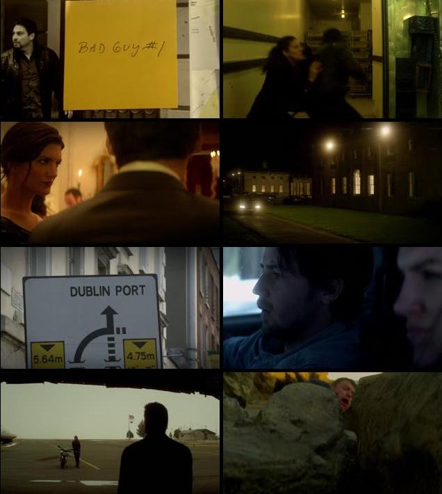 Haywire 2011 Dual Audio Hindi 720p BluRay