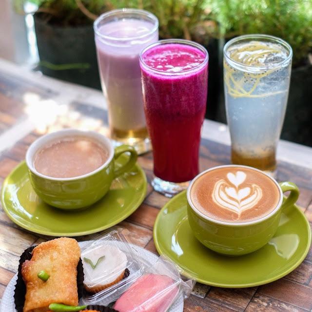 Menu di Simbil Eatery and Coffee Jogja
