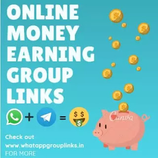 Online money making whatsapp group links