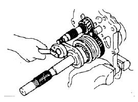 fungsi Mainshaft Nut Wrench