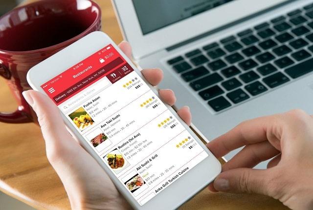 how online food delivery apps make money restaurant mobile applications