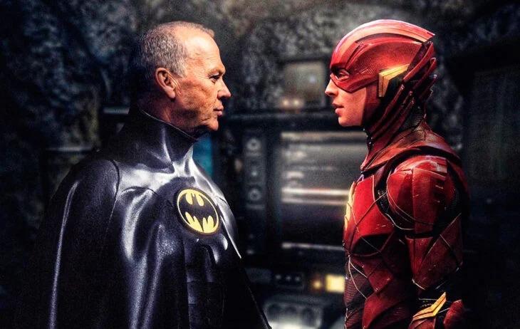 ¡Está confirmado! Michael Keaton volverá a ser Batman en la película 'The Flash'