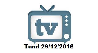 Tandberg 29 Desember 2016