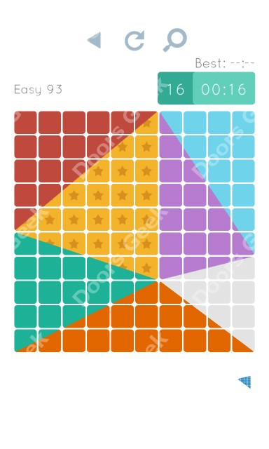 Cheats, Walkthrough for Blocks and Shapes Level 93