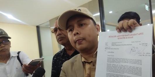 Sejumlah Lembaga Quick Count yang Menangkan Jokowi Dilaporkan ke Polisi