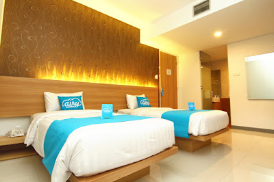 hotel strategis padang