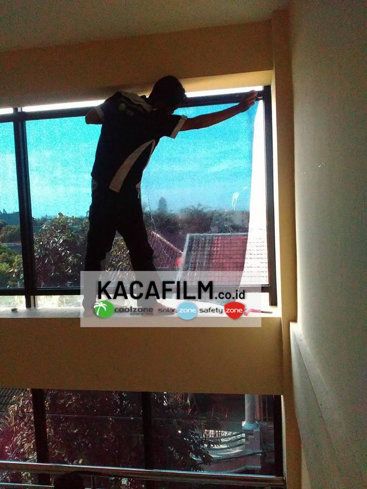 pasang kaca film kantor Pancoran Mas Depok