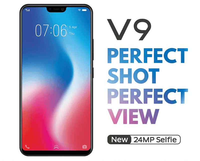 "Vivo V9 with ""new"" 24MP will launch in India on March 27"