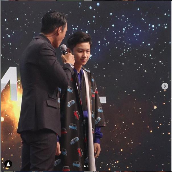 samuel indonesian idol 2019