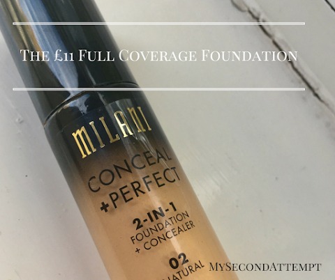 The £11 Full Coverage Foundation