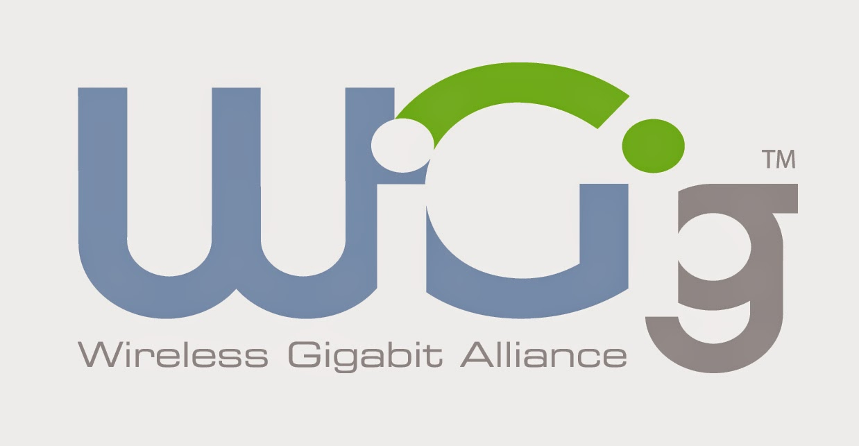 'Wireless Gigabit' Alliance Logo