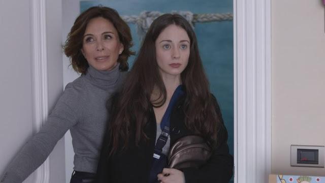 Lydia Bosch y Elena Rivera en 'La Verdad', serie de Telecinco