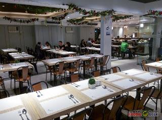 Store Building Restaurant Interior, 7 Flavors Buffet Review