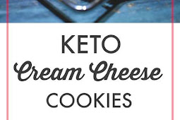 Keto Cream Cheese Cookies Recipe