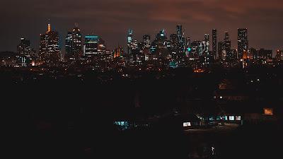 Wallpaper HD Wallpapers City Dark Clouds