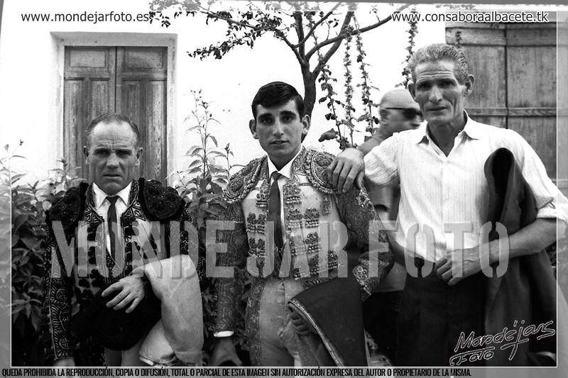 DÁMASO GONZÁLEZ, ILUSTRE PREGONERO DE LA FERIA TAURINA DE ALBACETE