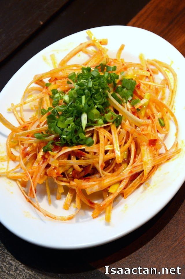 #6 Karanegi (Japanese Onion with Chili Oil) - RM2