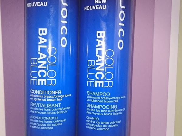 Joico Colour Balance Blue Shampoo