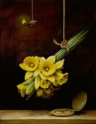 Finalmente Primavera - Kevin Sloan e suas pinturas mágicas