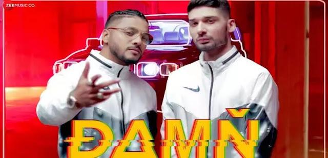 DAMN LYRICS – RAFTAAR – KRSNA  | NewLyricsMedia.com
