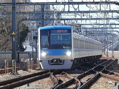 小田急電鉄 急行 新宿行き9 4000形