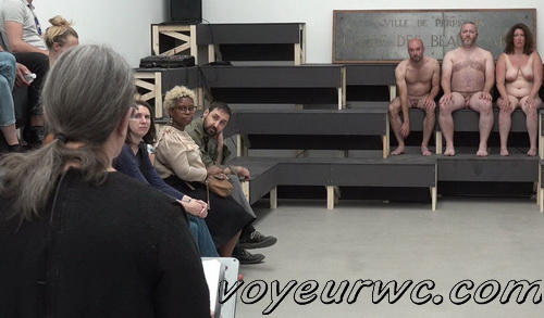 Body and freedom festival. Nudism artistic nudity art theater (Naked Theater 34)