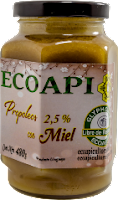 Propoleos con Miel Ecoapi sin glifosato ecoapicultores