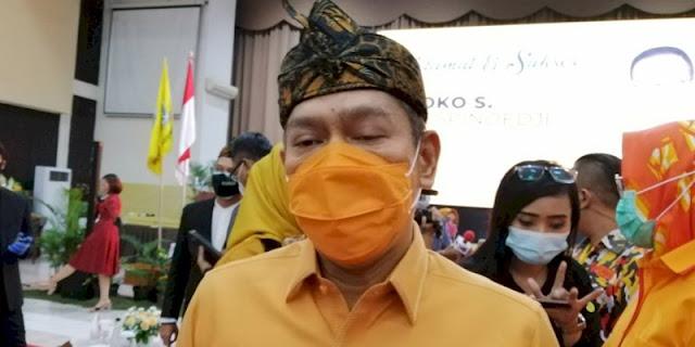 Dukung Airlangga Jadi Capres, MKGR Bakal Pasang 1.000 Billboard Di Seluruh Indonesia