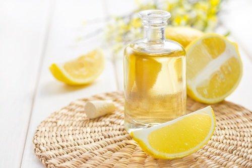 Huile de citron
