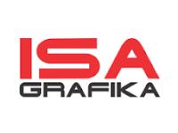 Lowongan Kerja di ISA Grafika - Semarang (Bag.Gudang, Bag. Umum dan Serabutan, Ekspedisi/Kurir, Staf Accounting)