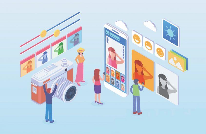 أفضل تطبيقات تصميم الصور من الموبايل 2020