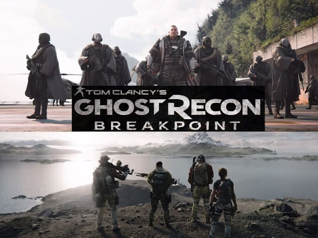 تحميل لعبة Tom Clancy's Ghost Recon Breakpoint