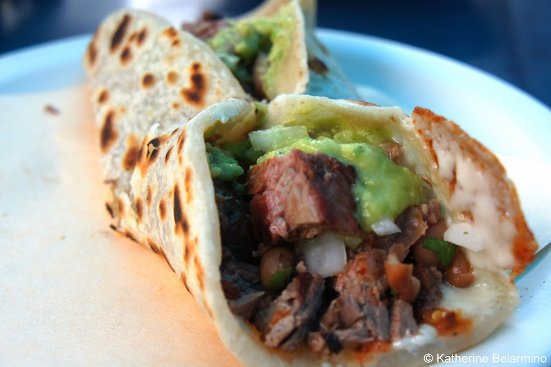 Tacos El Yaqui Perrónes Rosarito Baja California Mexico