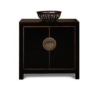 Diseño de muebles asiáticos