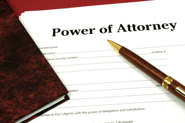 What You need to know about the Power of Attorney