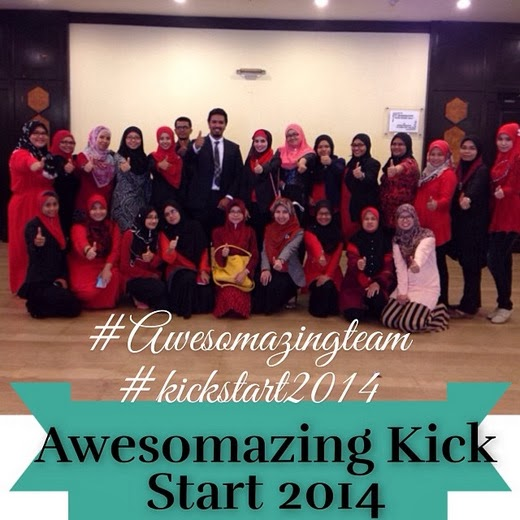 Awesomazing Kick Start 2014 di Bukit Kiara Equestrian
