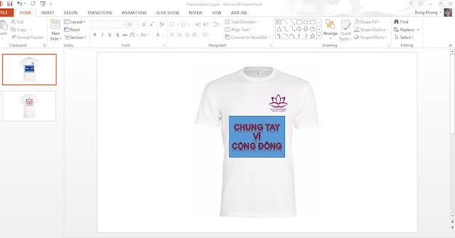 hình ảnh thiết kế áo lớp online