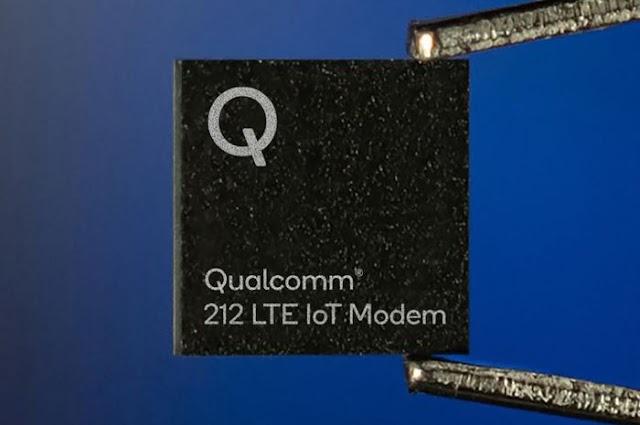 Qualcomm Umumkan 212 LTE IoT Modem yang Mendukung LTE Cat NB2