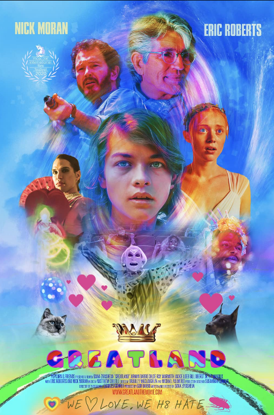 Movie Greatland 2020