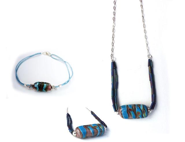 sb au feminin collier et bracelet été 2016